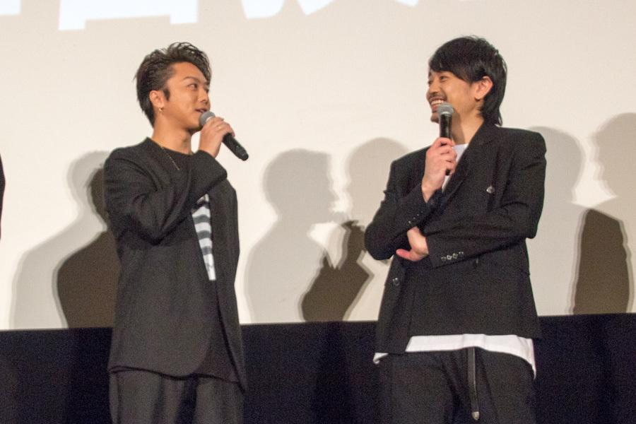 TAKAHIRO、青柳翔