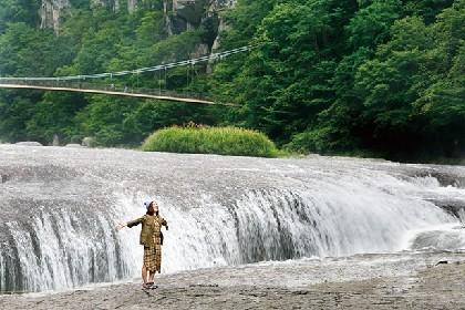 東洋のナイアガラ!水上温泉郷の大自然&温泉を満喫