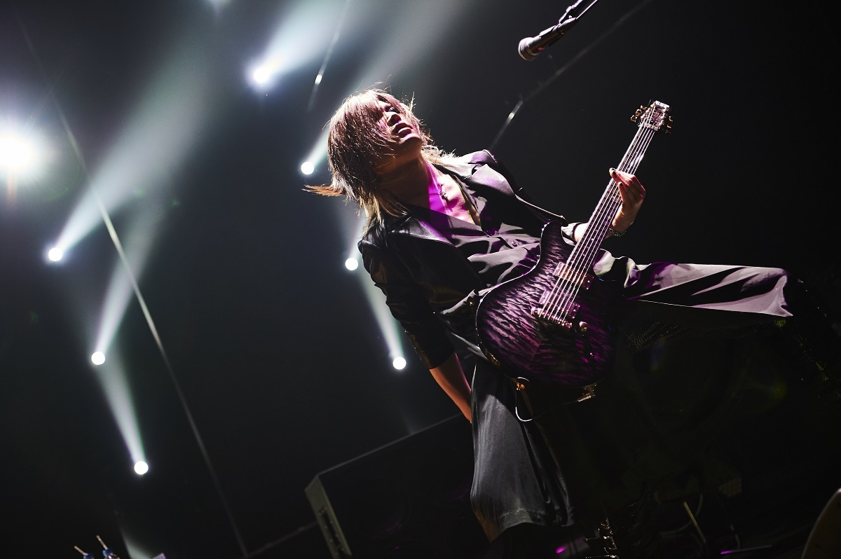 the GazettE/麗 撮影=Keiko Tanabe