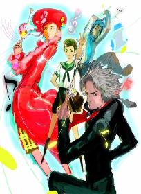 NHKによる奇妙なクラシック音楽アニメ(?)『クラシカロイド』2016年放送決定
