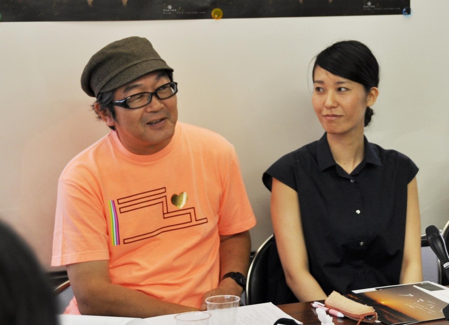 内橋が「松本さんはAB型なのに…」と言うと、制作の山﨑から「実はA型でした」という衝撃の(?)事実が会見中に明らかに。