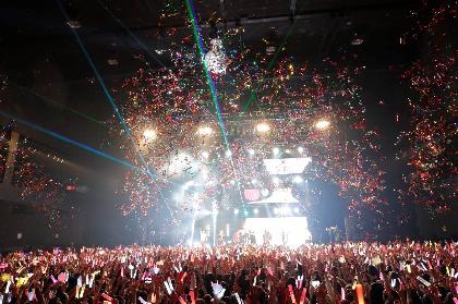 "『XYZ TOUR』で描いた""醒めない夢"" ツアーファイナル・Zepp Tokyo公演をレポート"