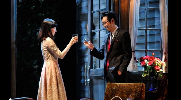 M&Oplaysプロデュース公演『結びの庭』