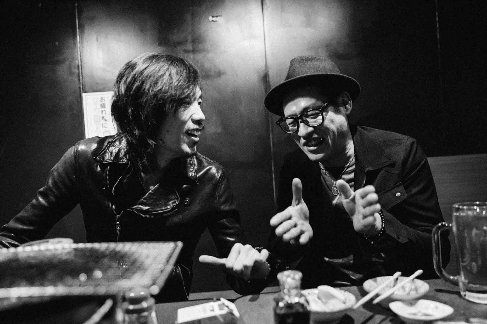 武藤昭平 with ウエノコウジ