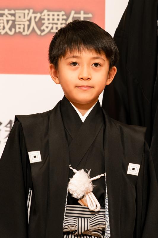 堀越勸玄は、7度目の歌舞伎公演出演となる。新橋演舞場公演は3年目。