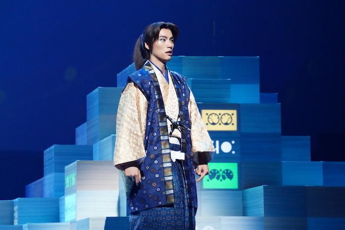 『浦島さん』舞台写真 撮影:田中亜紀