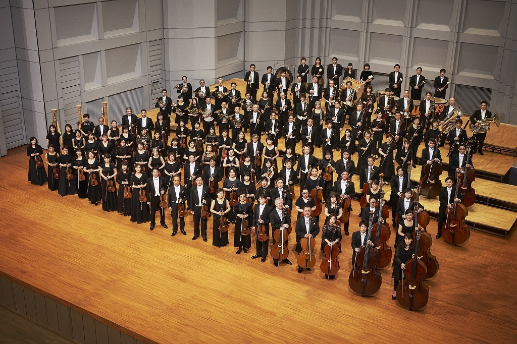 東京フィルハーモニー交響楽団(オーケストラ)