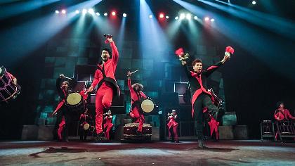 「DRUM TAO 舞響~Bukyo~踊る○太鼓」新作完成でツアー開始
