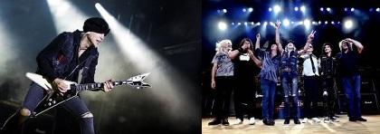 『LOUD PARK 17』のヘッドライナー、マイケル・シェンカー・フェストが今秋に単独公演を実施