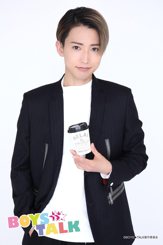 SAKA(TAKA) (C)BOYS★TALK 製作委員会