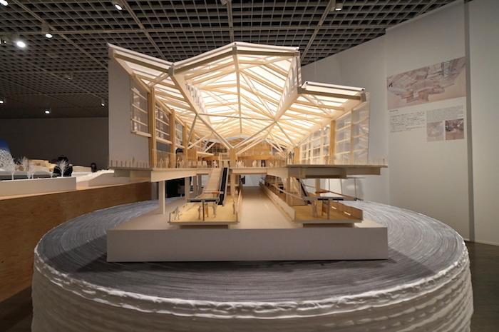 《高輪ゲートウェイ駅》(2020 東京都港区)模型