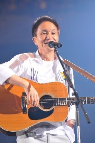 小田和正 史上初、70代で3週連続シングルTOP10入りの快挙