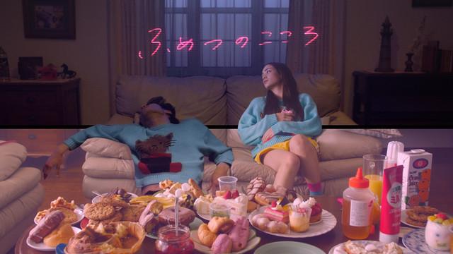 tofubeats「ふめつのこころ」ミュージックビデオのワンシーン。