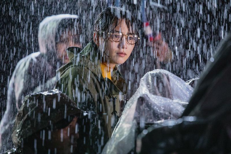 雨篇    (C)日本映画専門チャンネル/撮影=吉場正和