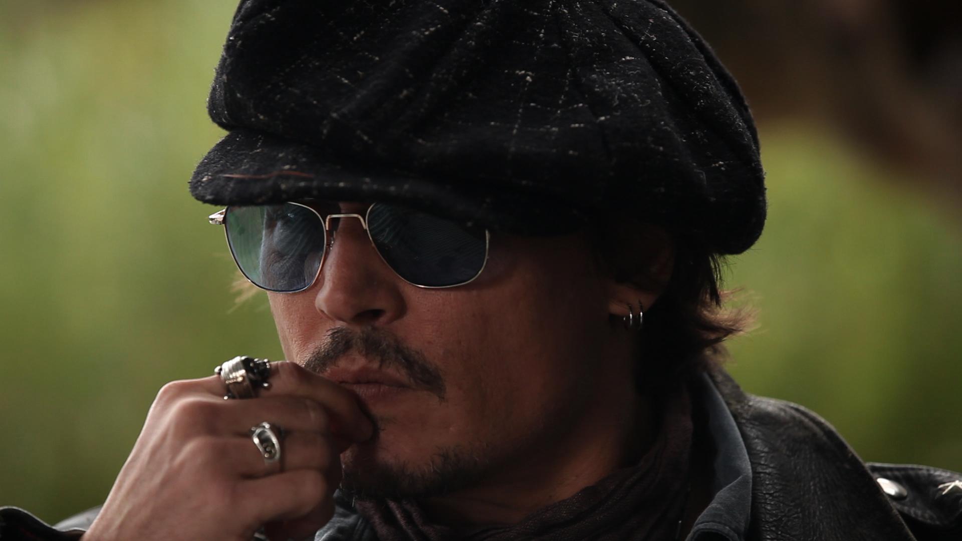 ジョニー・デップ 『サンセット・ストリップ ~ロックンロールの生誕地~』 © 2013, SUNSET STRIP THE MOVIE, LLC. ALL RIGHTS RESERVED