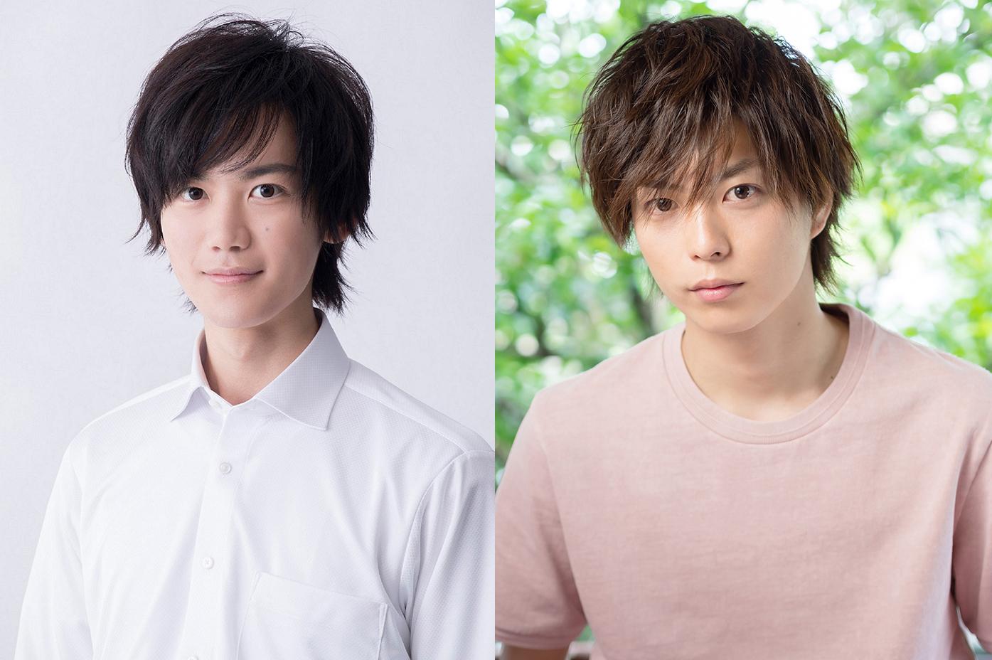 (左から)田中亨、松井勇歩