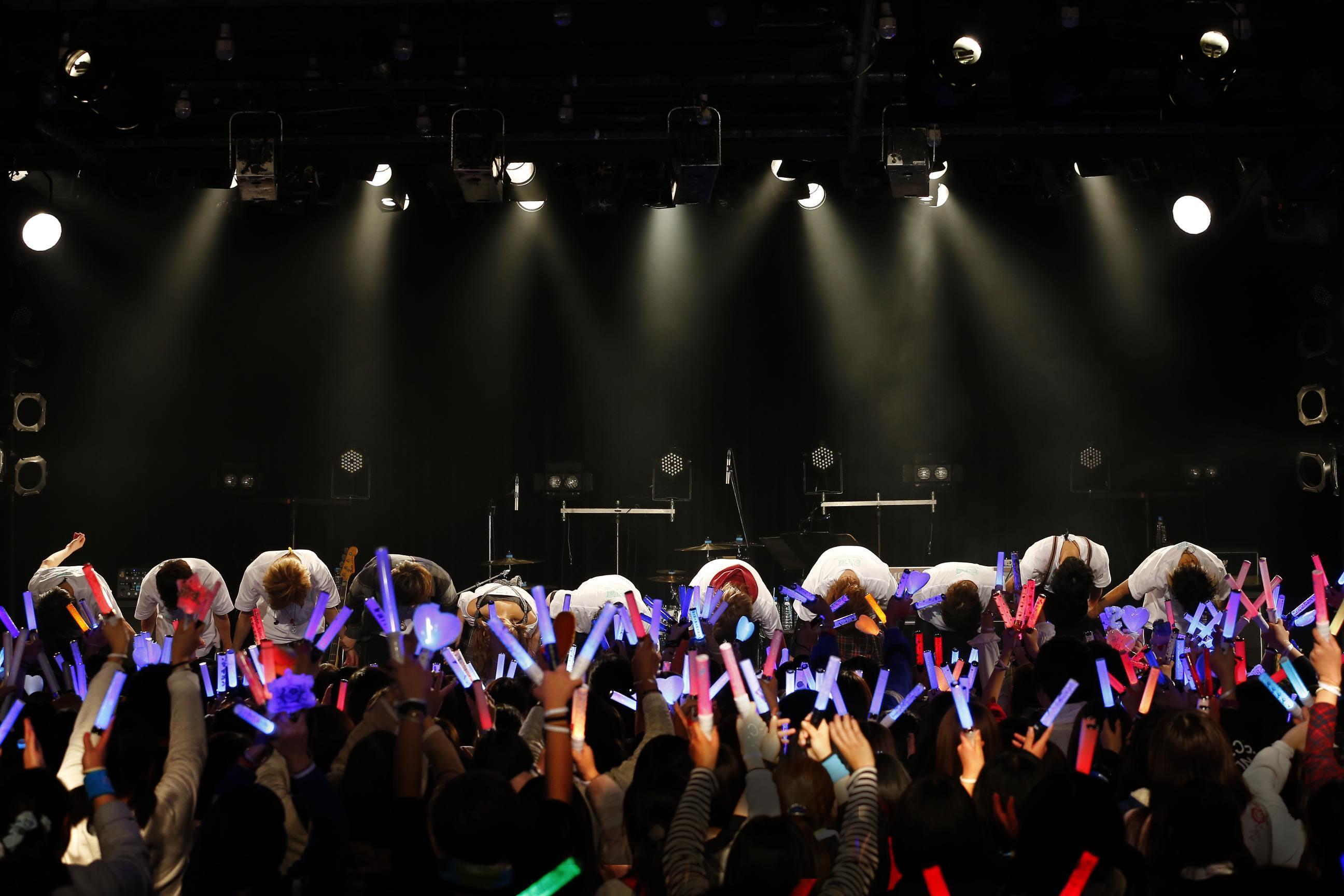 EXIT TUNES ACADEMY TOUR 2018 -WINTER- @東京公演