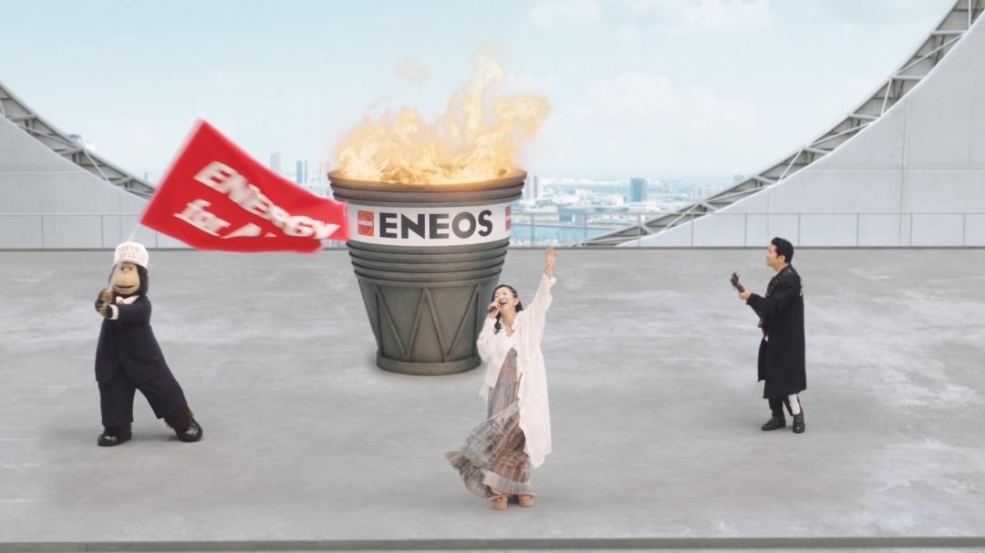 DREAMS COME TRUE×エネゴりくん ENEOS 新テレビCM『エネルギーソング発表』篇