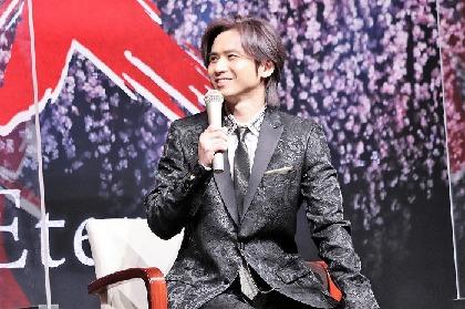『Endless SHOCK』2021年2、3月に上演決定! 上田竜也「帝劇の借りは帝劇で返す」発言に堂本光一「格闘技じゃないんだから」と笑顔 映画化も発表