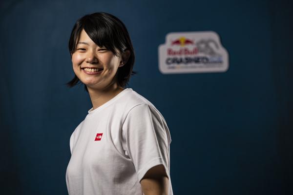 佐藤つば冴は『レッドブル・クラッシュドアイス』の出場を狙う (c)Jason Halayko/ Red Bull Japan