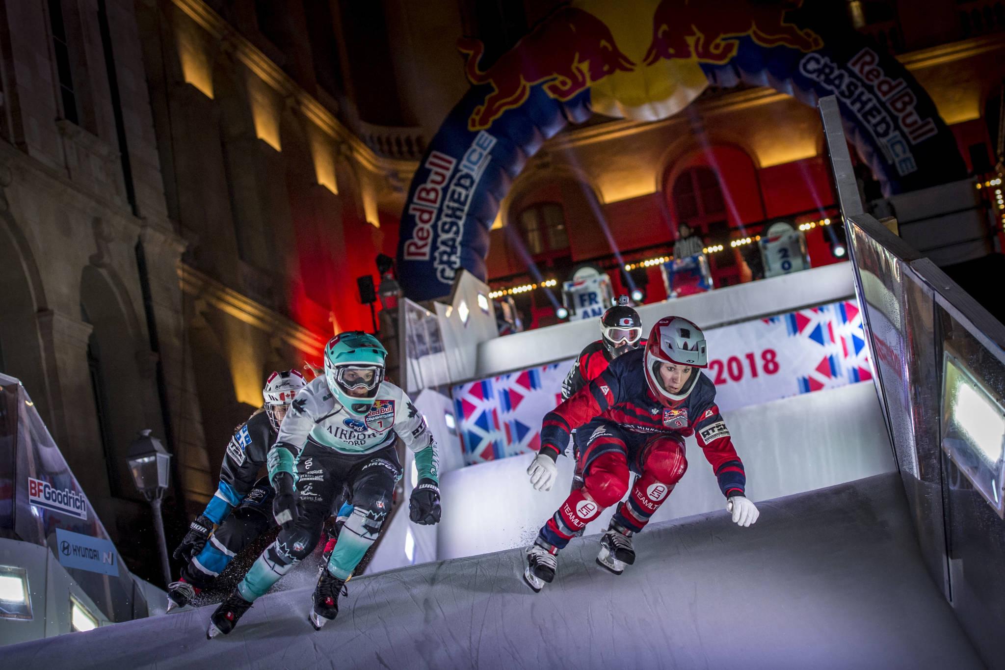 テクニック、駆け引き、集中力など、さまざまな要素が勝利の行方を左右する Sebastian Marko/Red Bull Content Pool