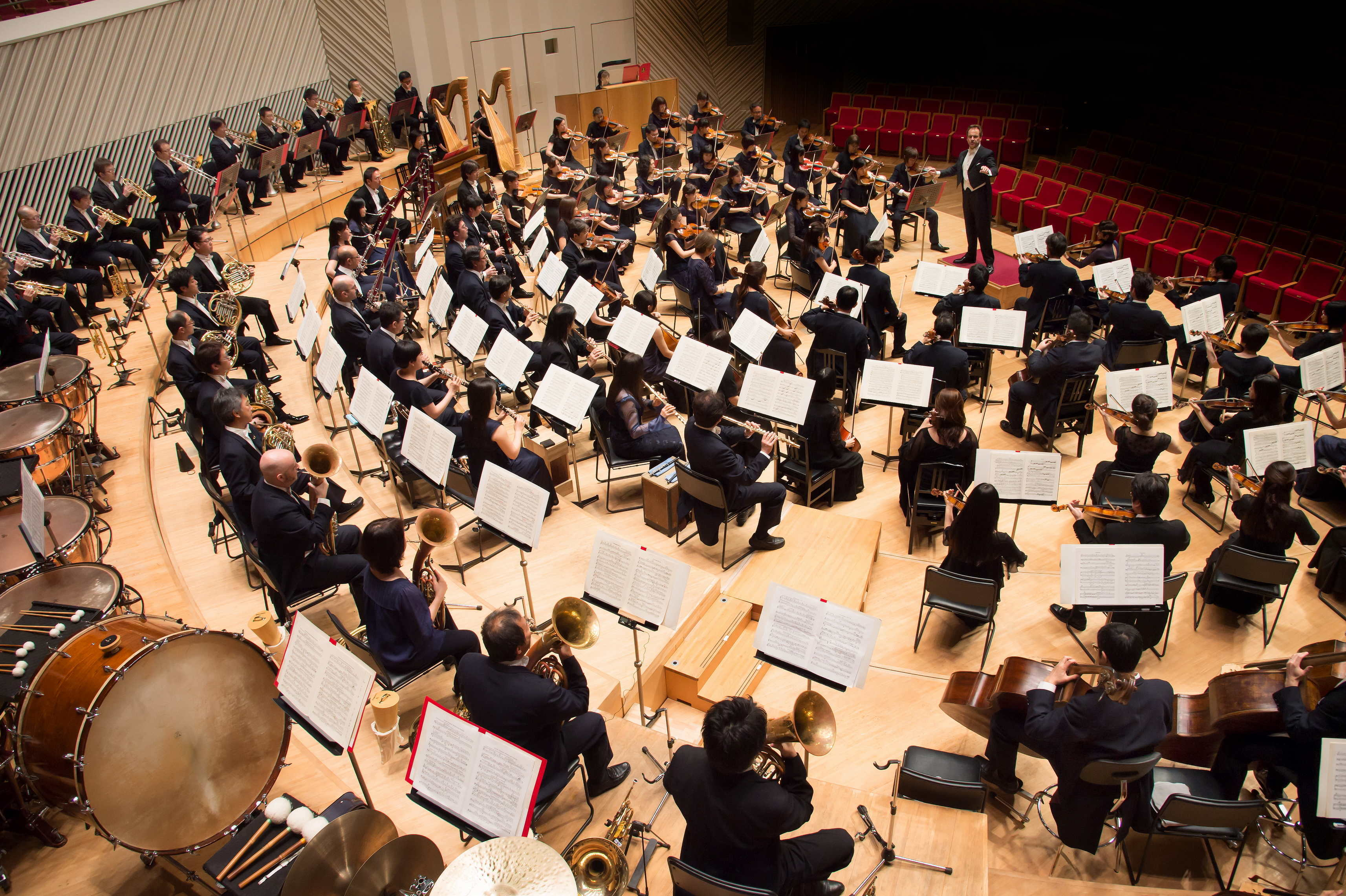 東京交響楽団が4月にシーズンを開幕するオーケストラの先陣を切ってプログラムを発表した (c)N. Ikegami