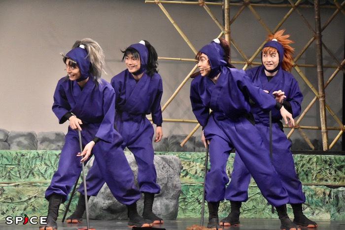 (C)尼子騒兵衛/NHK・NEP (C)ミュージカル「忍たま乱太郎」製作委員会