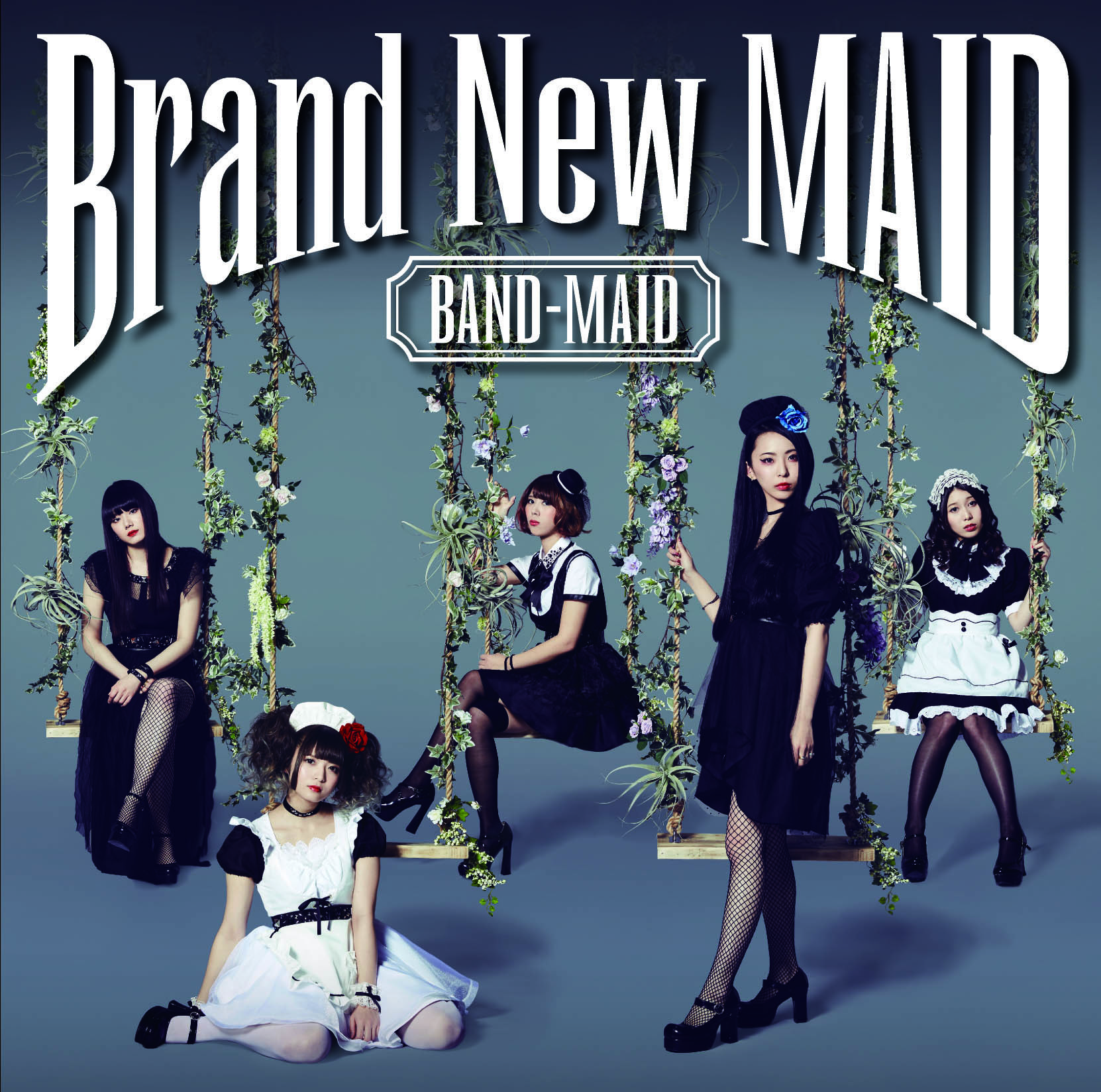 BAND-MAID『Brand New MAID』Type-A