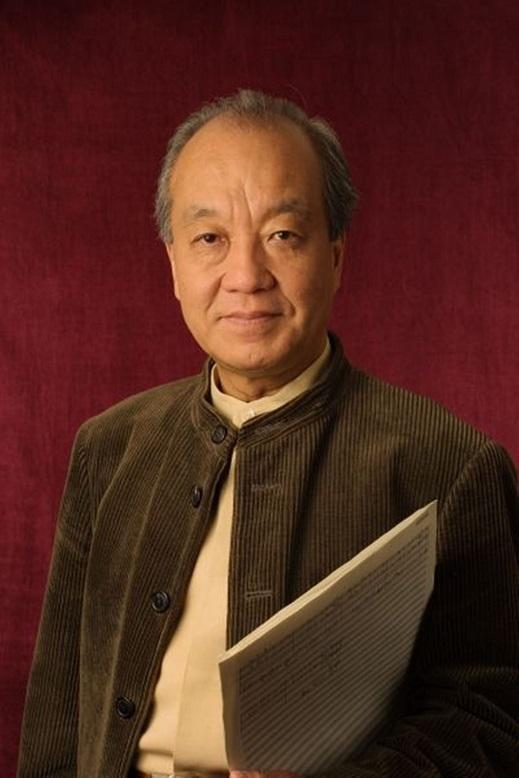 大阪交響楽団名誉指揮者 外山雄三    (C)三浦興一