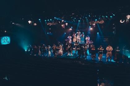 舞台『Three Kingdoms 2020』魏国編が開幕 舞台写真が到着