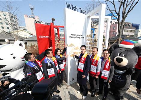 チャン・グンソク 写真提供:Tree J company、韓国観光公社、江原道庁