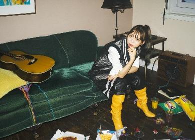 竹内アンナにアンディー・プラッツ(ママズ・ガン)よりメッセージ到着 J-WAVEのスタジオで撮影した新曲MVもプレミア公開へ
