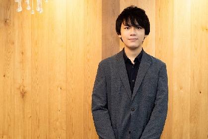 2019年日本音コン&ピティナ特級覇者・亀井聖矢、東京でのリサイタル・デビューへ! 「いい緊張感と興奮とで音楽を作りあげたい」