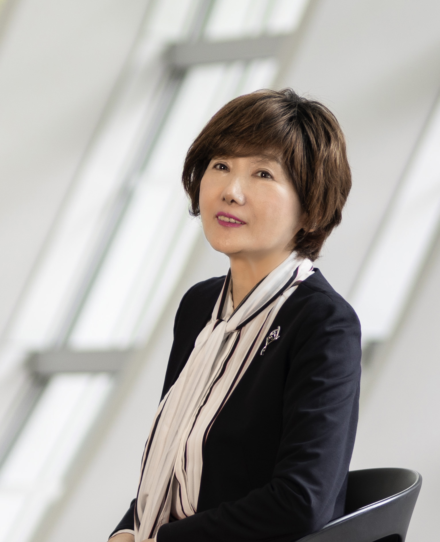 展覧会ナビゲーターの中野京子