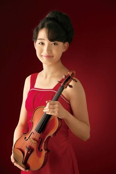 毛利文香(ヴァイオリン)