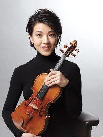 竹澤恭子(ヴァイオリン) フランス音楽の秘曲とバルトークへの新たなアプローチ