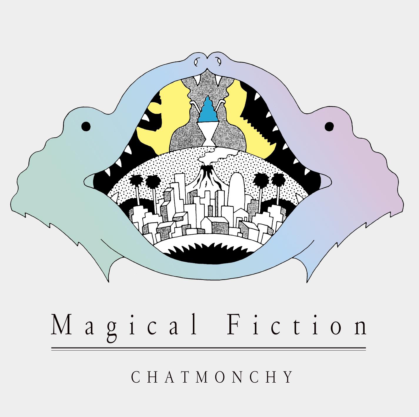 チャットモンチー「Magical Fiction」