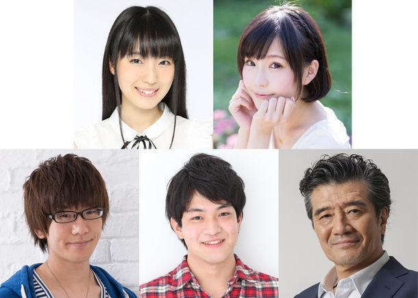 砂岡事務所プロデュース リーディング公演「独立記念日」の出演者。