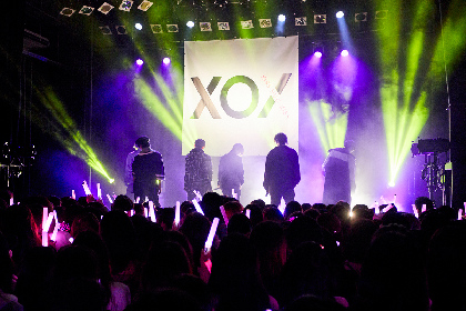 "XOX、""ファン1000人""と作るMV企画を発表 ライブ招待キャンペーンも実施"