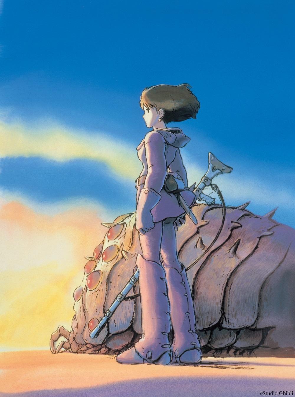 「風の谷のナウシカ」 (C)Studio Ghibli