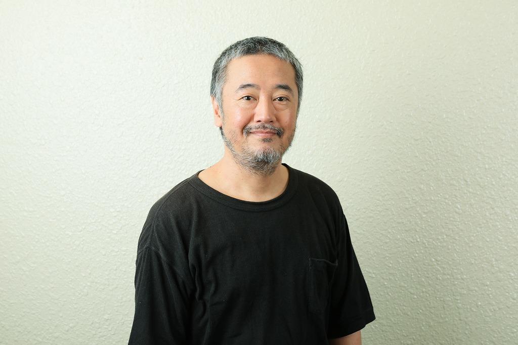 赤堀雅秋 撮影:宮川舞子
