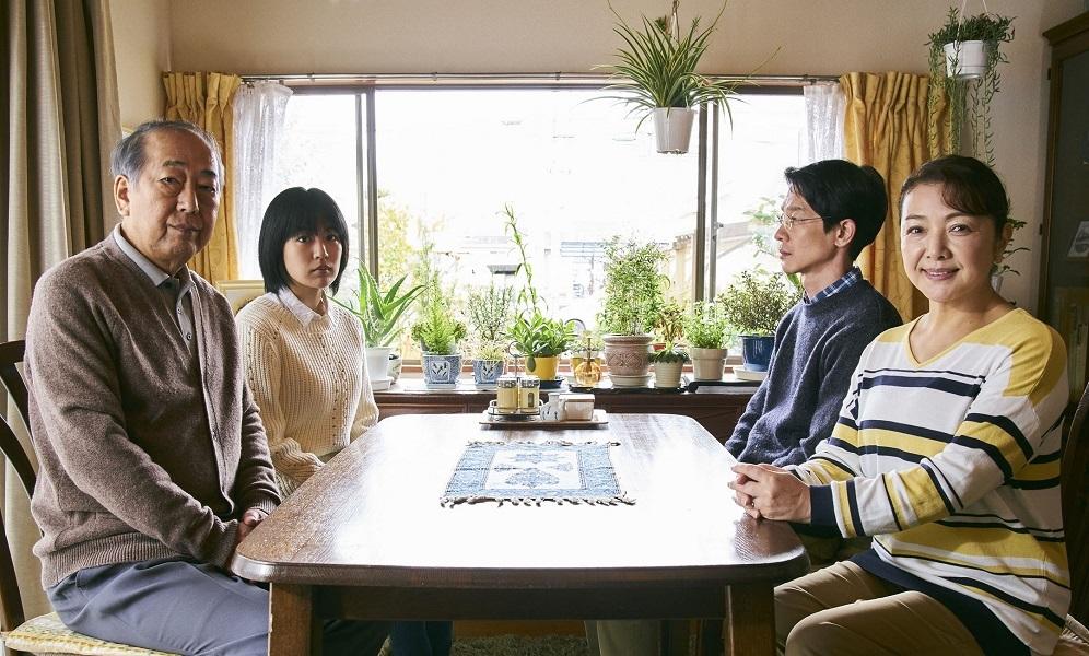 映画『鈴木家の嘘』 (C)松竹ブロードキャスティング