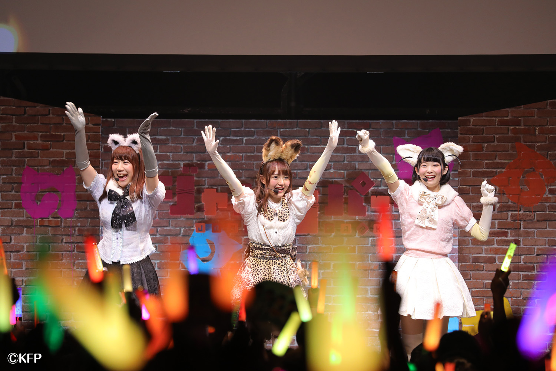 『けものフレンズ LIVE』より (C)けものフレンズプロジェクト2A