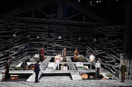 三谷幸喜 新作舞台『大地(Social Distancing Version)』大千穐楽を含む大阪の3公演がライブ配信決定