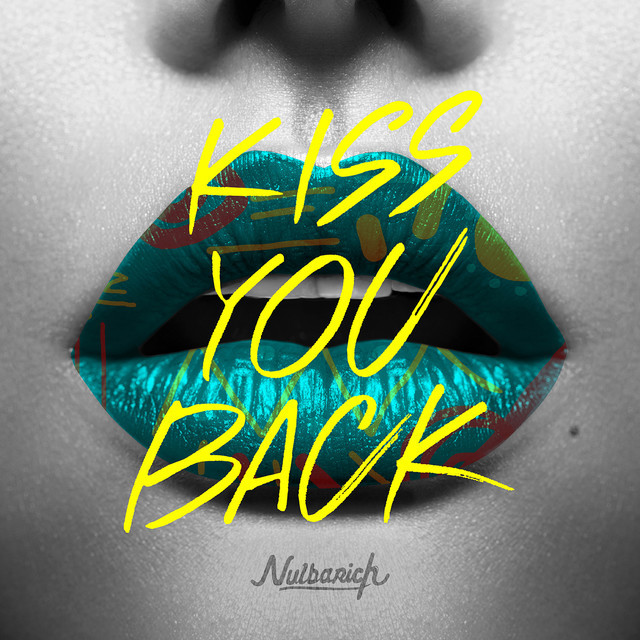 Nulbarich「Kiss You Back」配信ジャケット
