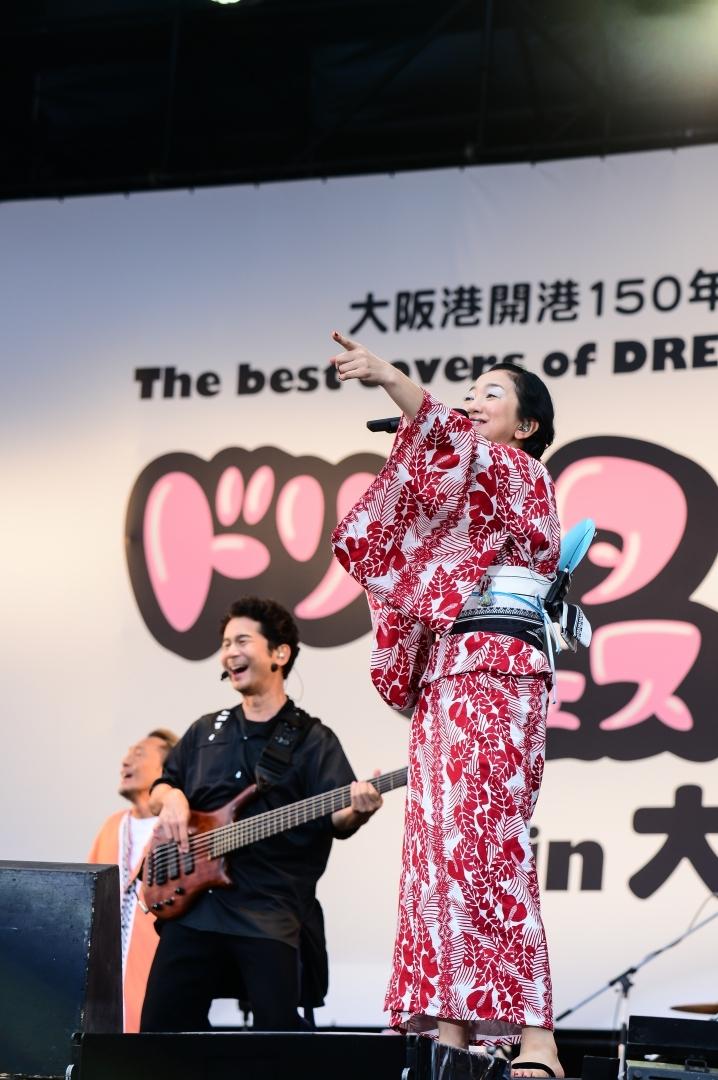 DREAMS COME TRUE 撮影=岸田哲平・中河原理英
