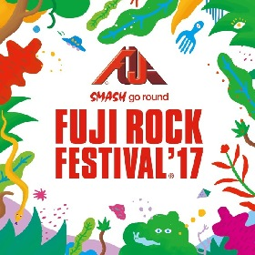 RADWIMPS、YUKI 、Coccoを含む新たな9組を発表 『フジロック』出演アーティスト第6弾