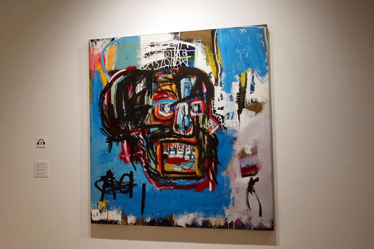 ジャン=ミシェル・バスキア Untitled, 1982, Yusaku Maezawa Collection, Chiba Artwork