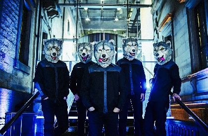 MAN WITH A MISSION、来春に全国アリーナツアーの追加公演決定 初のアジアツアーも開催へ