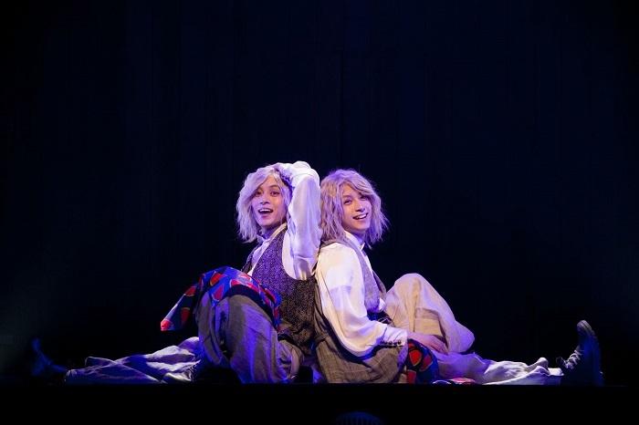 音楽劇『プラネタリウムのふたご』 撮影:桜井隆幸